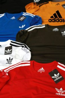 T-SHIRTS MEN 6 COLOUR SET 38 PCS COMBO SIZE M L XL 2XL