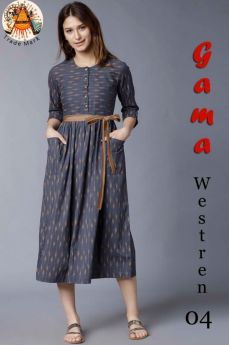 western outfit women combo pack 4 size m l xl xxl-2