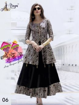 Designer gown combo pack 4 size m l xl xxl-6-ARYA