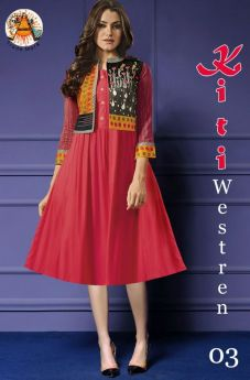 western dress combo pack 4 pcs size m l xl xxl-1-kiti western