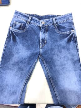 THE BLAZE JEANS STYLE NO.4 BLUE 7 PCS SET 28 30 32 34 36