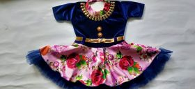 Baby girl kids angel dress 10 colour combo size 20