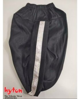 hyton Kinited Dhoti for 1 year to 10 year boys Traditional-Black