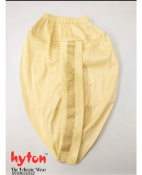 hyton Kinited Dhoti for 1 year to 10 year boys Traditional-SKIN