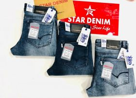 star denim jeans 3 colours combo set -28 30 32 34