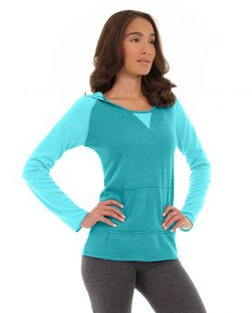 Miko Pullover Hoodie-L-Blue